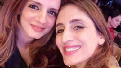 Sussanne Khan's sister in-house staff is COVID-19 positive