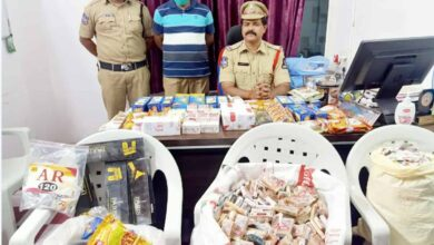 Photo of Hyderabad: Gutkha selling racket busted in city