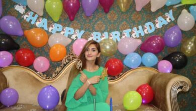 Photo of Hassan Ali shares heartfelt birthday wish for wife Samiya