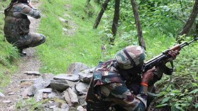 Photo of Pakistani troops violate ceasefire, fire towards Indian position