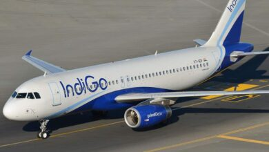 Photo of IndiGo operates charter flight to repatriate 212 Indians from Russia