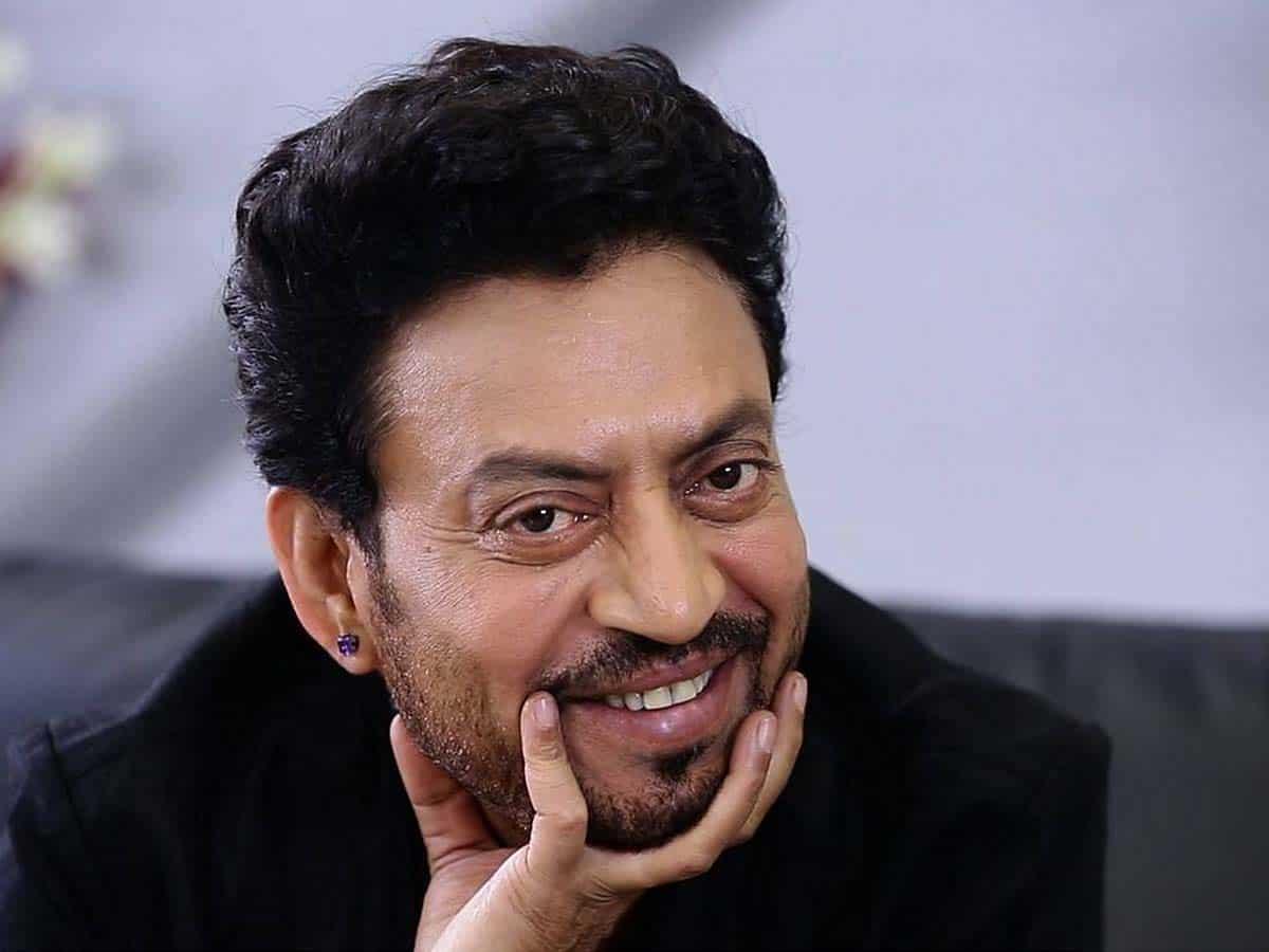 Actor Irrfan Khan passes away at 53