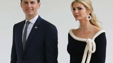 Photo of Trump's daughter, son-in-law skip lockdown for Passover trip