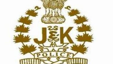 Photo of J-K cop shot dead by terrorists in Anantnag