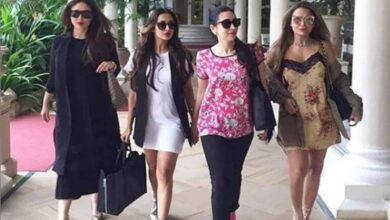 Photo of Lockdown diaries: Kareena misses her #GirlGang