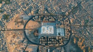 Photo of Breathtaking aerial images of Madinah