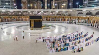 Makkah: COVID-19 attributes unpredictable site during Taraweeh