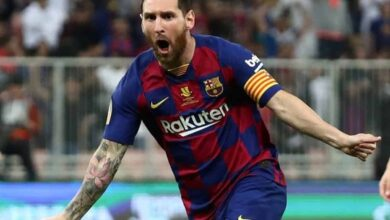 Photo of It was a dream to play with Messi, says Rakitic