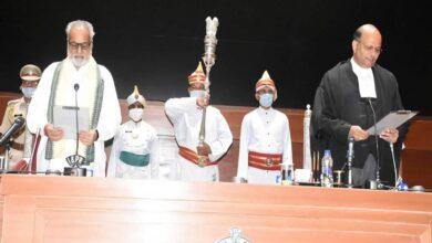 Photo of Mohammad Rafiq takes oath as Orissa HC Chief Justice