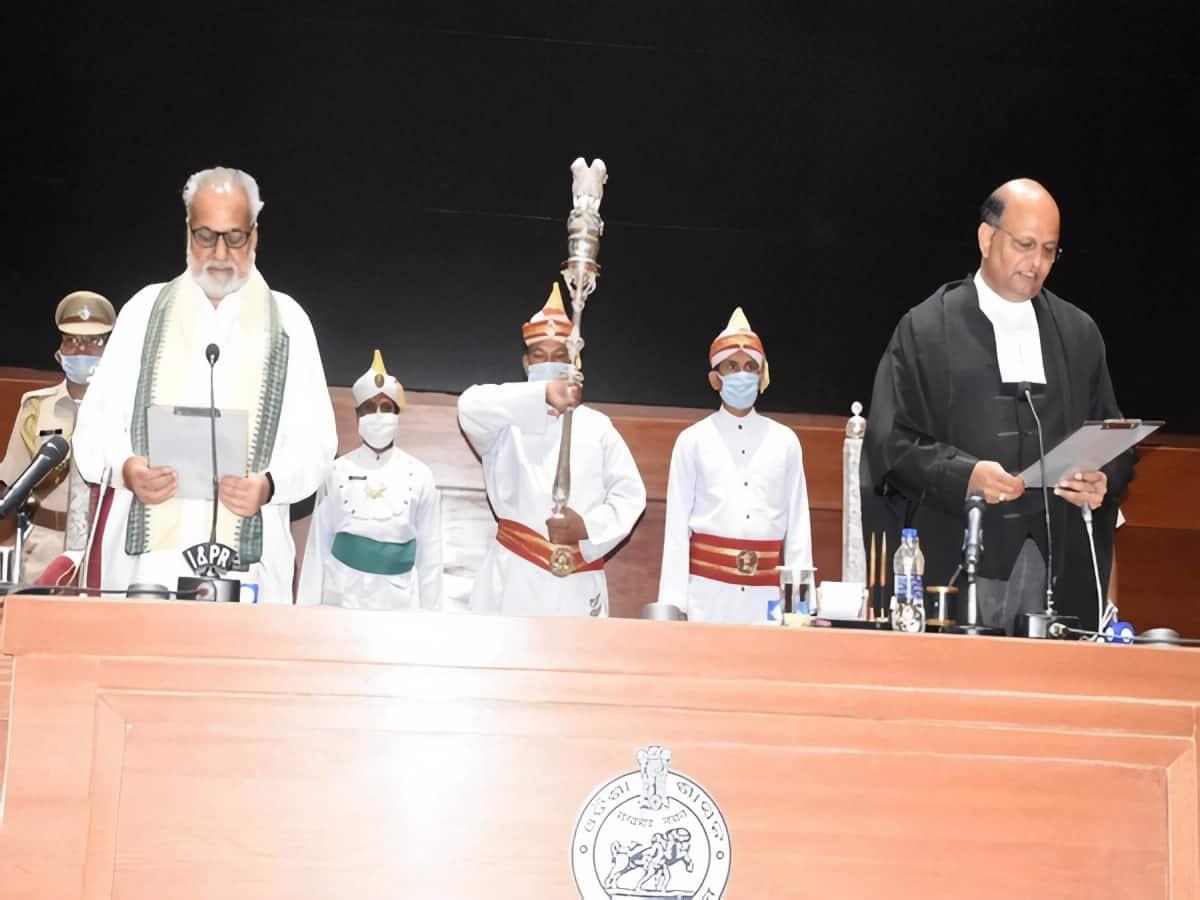 chief justice Orissa High Court Mohammad Rafiq