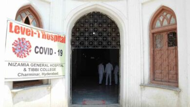 Photo of The Unani Hospital getting ready for new patients