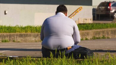 Photo of Virus appears to strike men, overweight people harder