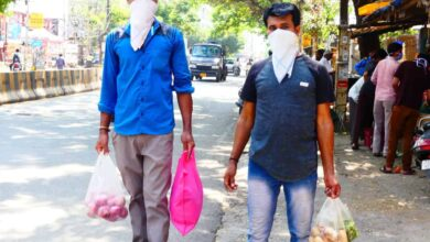 Photo of TS Govt advises people to wear homemade face covers