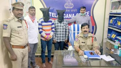 Photo of Hyderabad: Two youths arrested for attack on police constable
