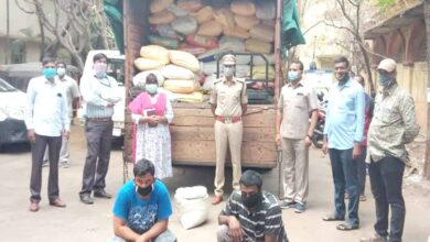 Photo of Hyderabad: PDS rice smuggling racket busted in Old city