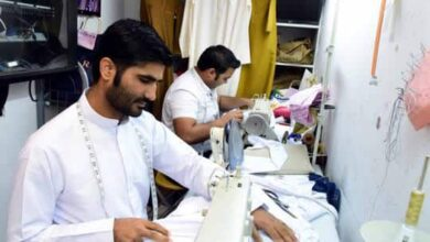"Photo of Hyderabad: Tailors say, ""Let us operate to fulfill Ramadan orders"""