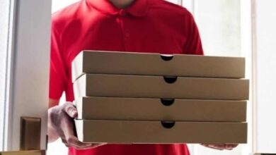 Photo of Pizza delivery boy tests positive, 72 families quarantined
