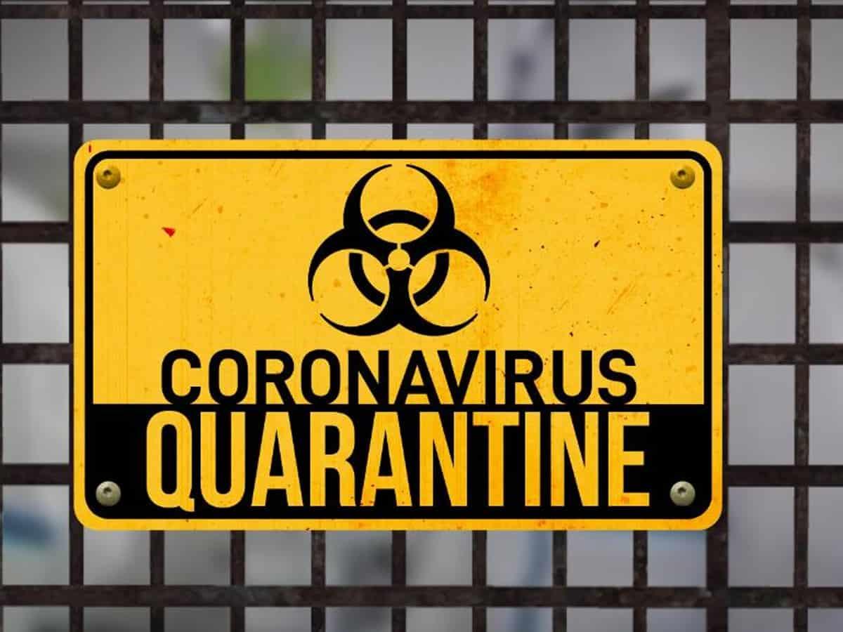 coronavirus quaranitine