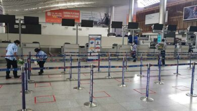 Photo of Photos: Safety measures at Hyderabad Airport