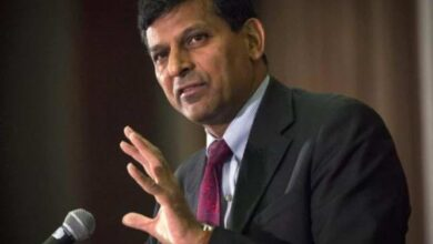 Photo of GDP figures need to alarm everyone, says Raghuram Rajan