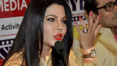 Photo of Rakhi Sawant slams media for demonizing Muslims
