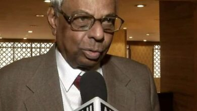 Photo of India's growth rate may slip into negative in Q1: Rangarajan