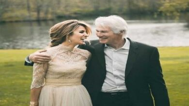 Photo of Richard Gere, wife Alejandra Silva welcome second baby