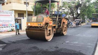 Photo of Making most of lockdown: Hyderabad to get re-carpeted roads