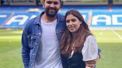 Photo of Stay fit, stay in, stay safe: Rohit's mantra in lockdown