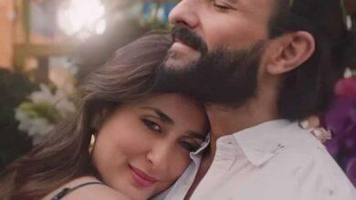 Photo of Kareena Kapoor Khan has a 'shoot day with the husband'