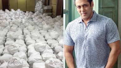 Photo of Salman Khan provides ration to daily wage workers
