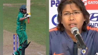Photo of India's Jhulan calls Pak's Sana 'ambassador of women's cricket'