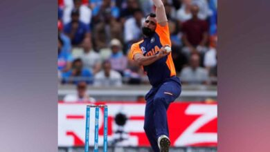 Photo of Shami reveals how Zaheer, Akram shaped his bowling career