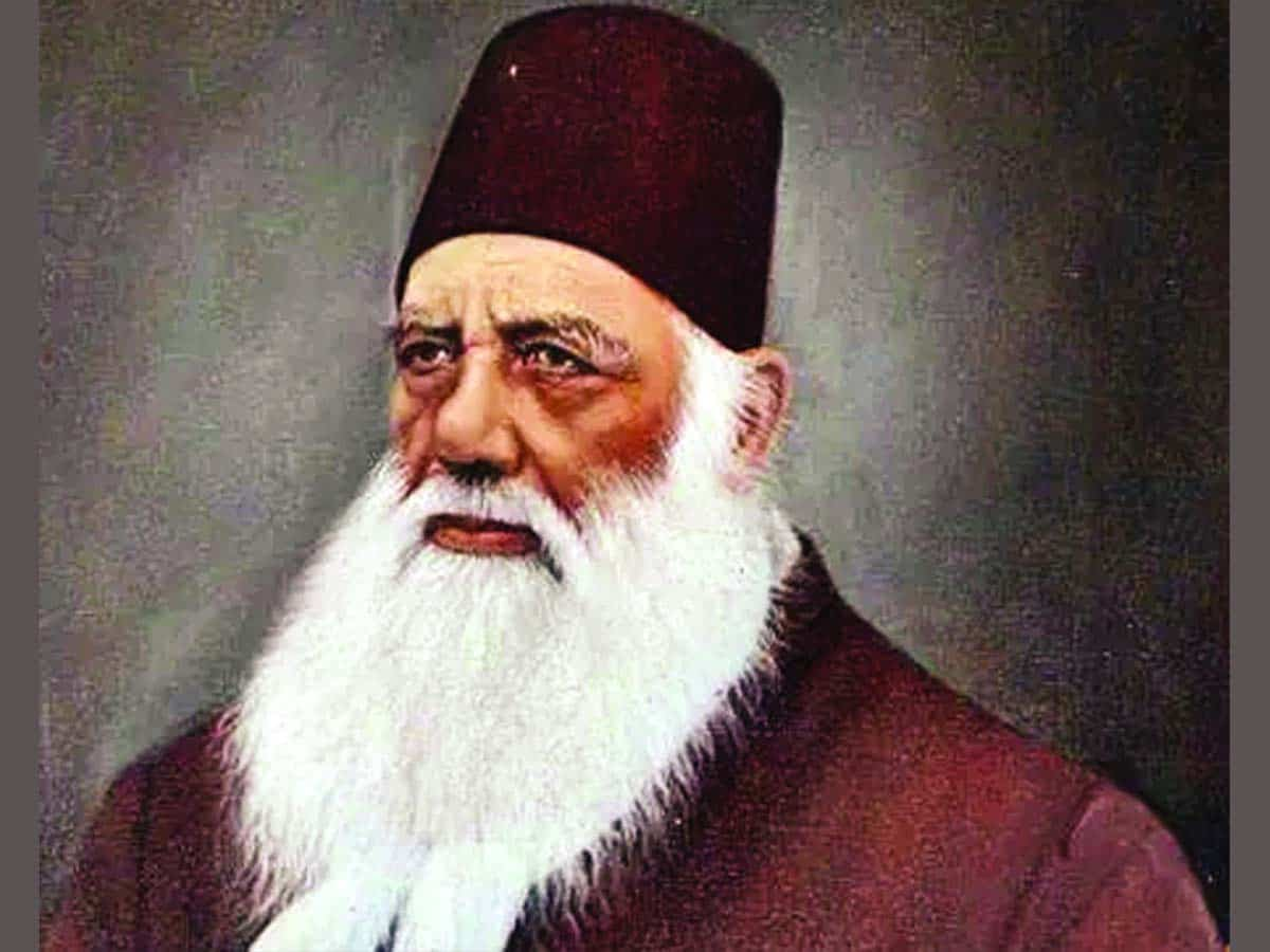 Remembering Sir Syed, his relief work and formation of AMU
