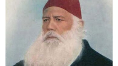 Photo of Sir Syed on who is a Hindu?