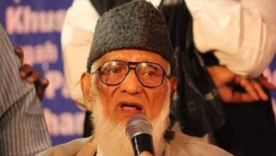 Photo of JIH leader Maulana Sirajul Hassan passes away
