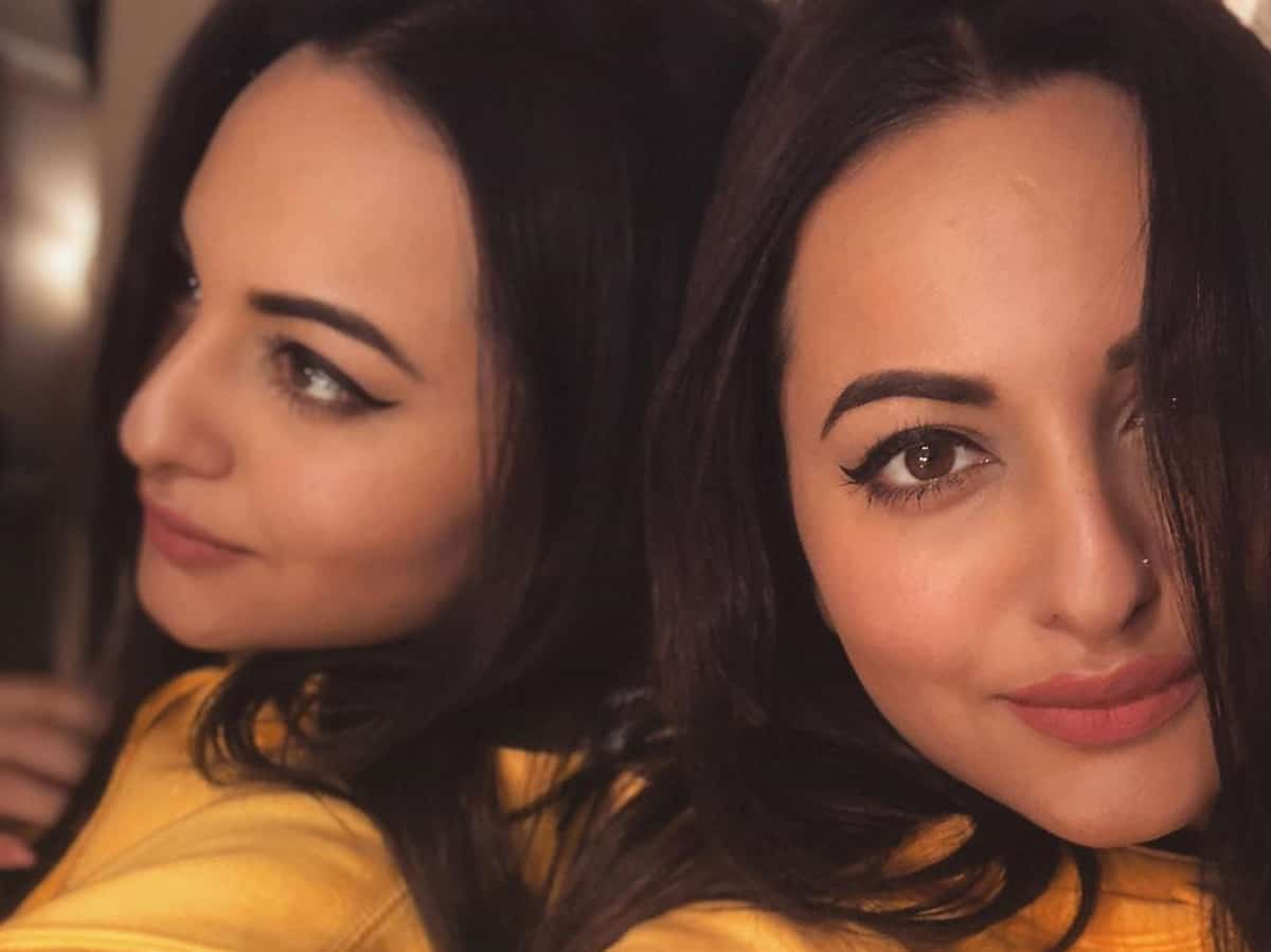 COVID-19: Sonakshi Sinha campaigns to raise PPE kits