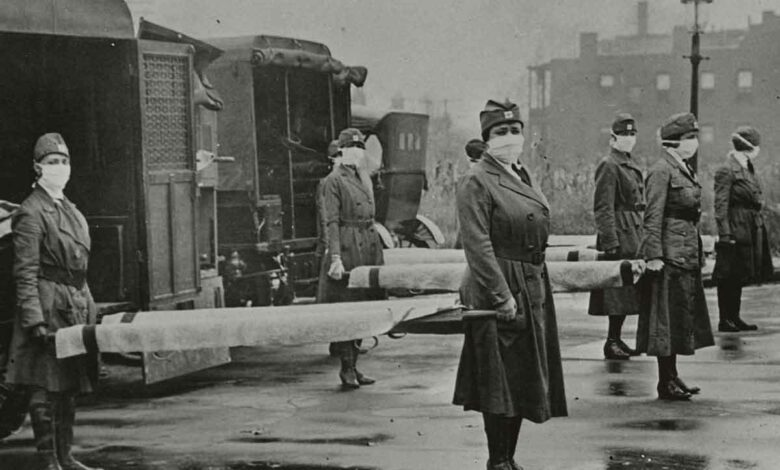 COVID-19: 18 Million Indians died due to Spanish Flu in 1918