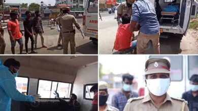 Photo of Innovative punishment by Tamil Nadu Police goes viral