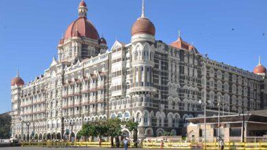 Photo of Coronavirus checks into Mumbai's Taj hotels