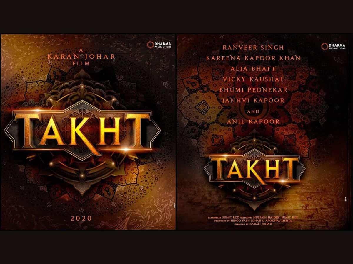Jaaved Jaaferi to star in 'Takht'