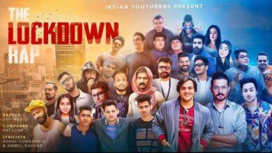 Photo of Bhuvan Bam, Ashish among YouTube stars in 'The Lockdown Rap'