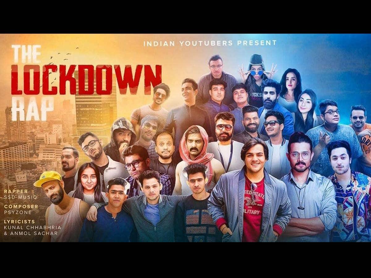 Bhuvan Bam, Ashish among YouTube stars in 'The Lockdown Rap'