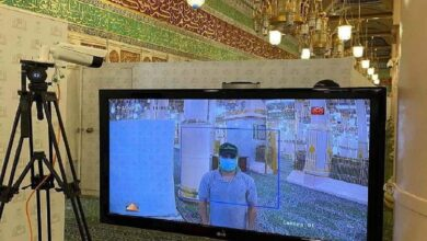 Photo of Saudi activates thermal cameras inside Masjid-e-Nabawi
