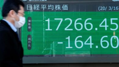 Photo of Tokyo shares close higher on massive US stimulus