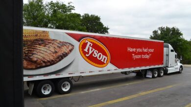Photo of Tyson Foods closes largest pork plant amid COVID-19 outbreak