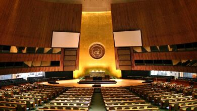 Photo of UN General Assembly meetings in April, May: COVID-19