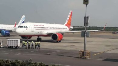 Photo of Flight with 118 evacuees from San Francisco lands in Hyderabad