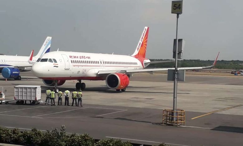 101 US nationals airlifted by Air India from Hyderabad Airport