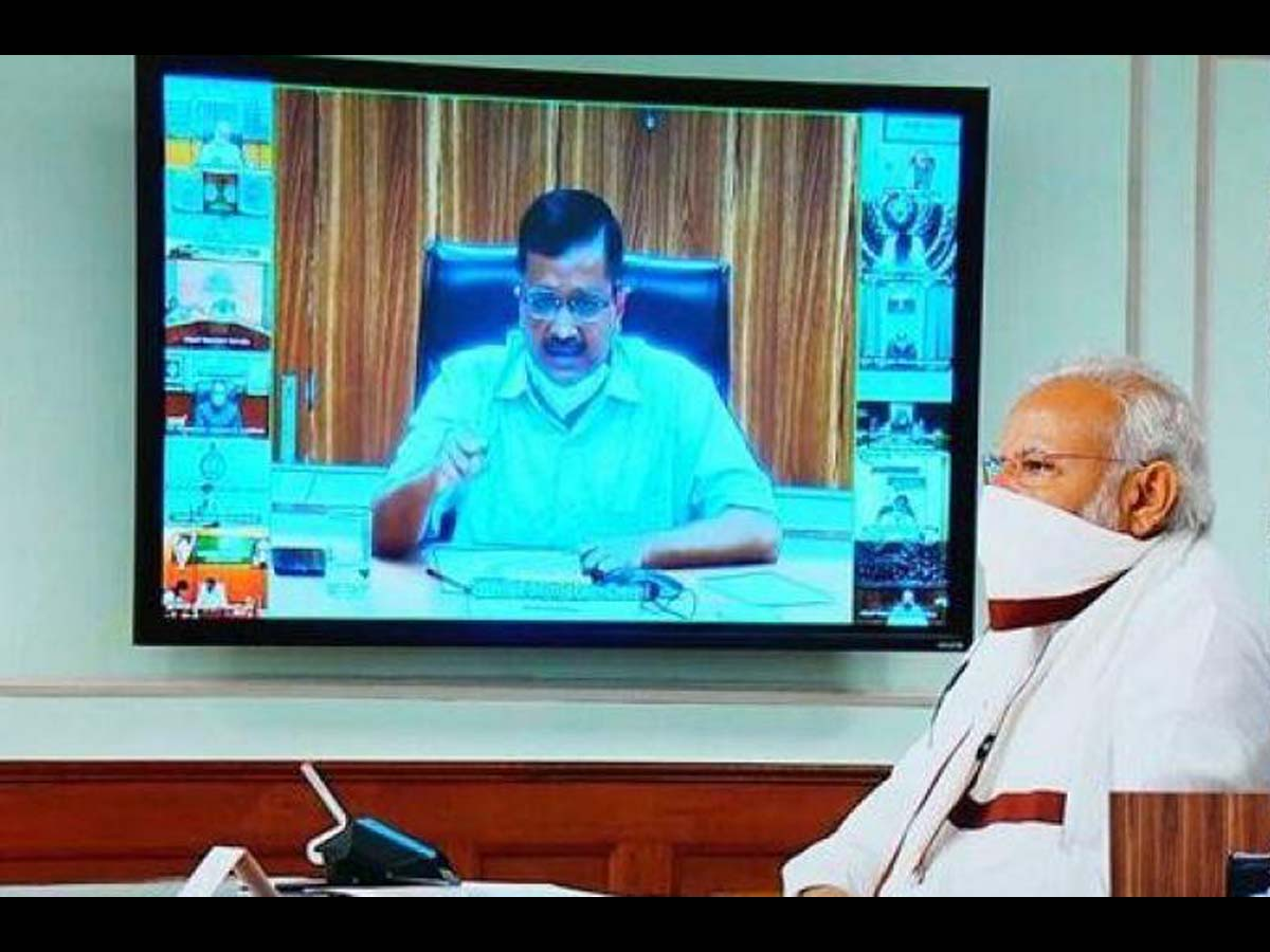 PM's decision to extend lockdown correct: Kejriwal